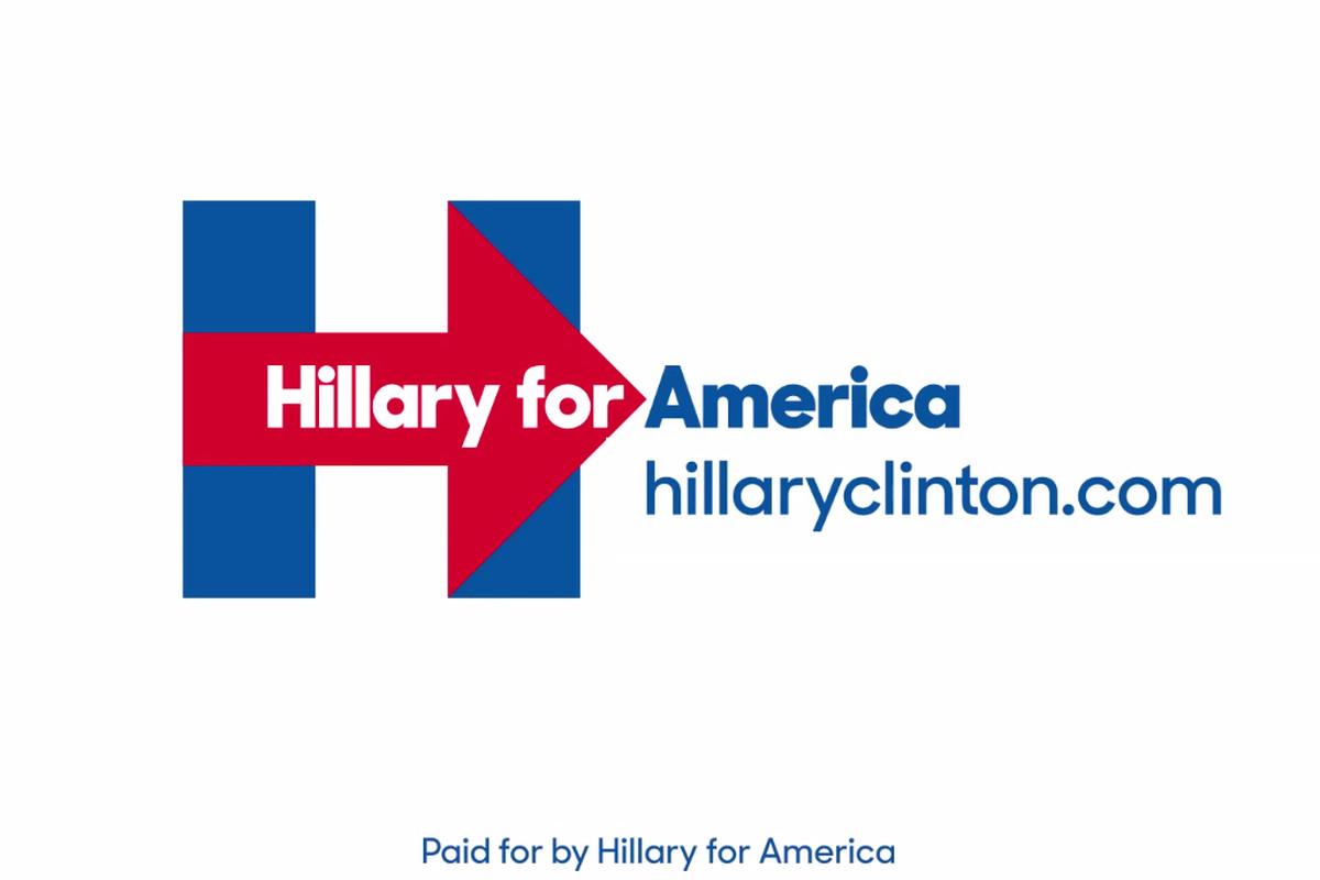 Designers explain why nobody likes Hillary Clinton\'s.