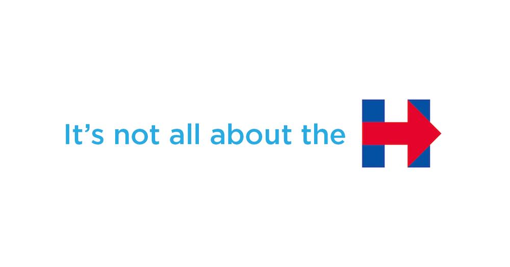 hillary clinton logo.