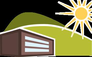 House Hillside Clip Art at Clker.com.