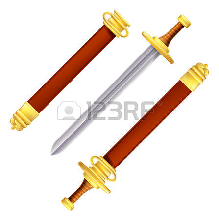 771 Sword Hilt Stock Vector Illustration And Royalty Free Sword.