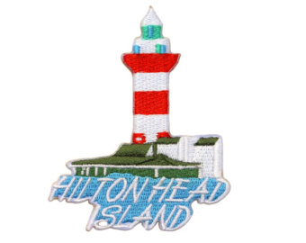 Hilton Head Island Lighthouse Clipart.
