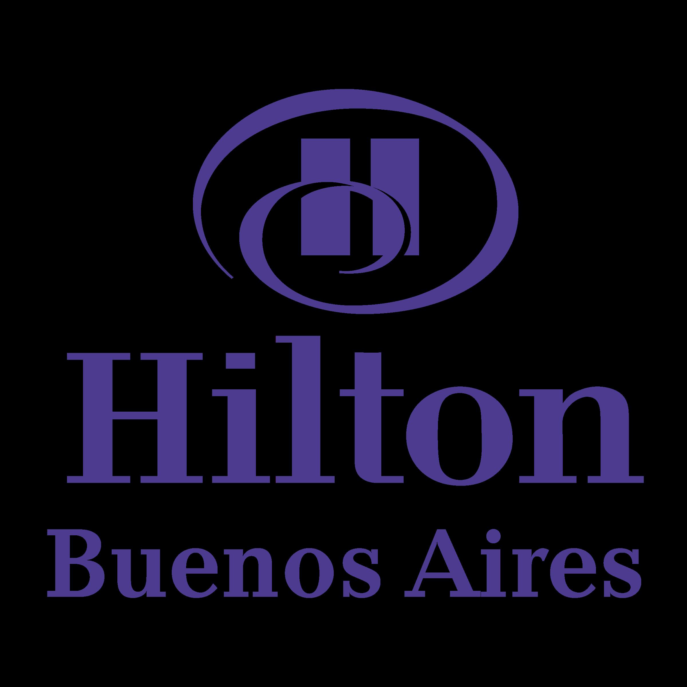 Hilton Buenos Aires Logo PNG Transparent & SVG Vector.