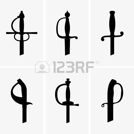 Hilts Stock Vector Illustration And Royalty Free Hilts Clipart.