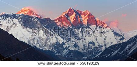 Himalaya Stock Images, Royalty.