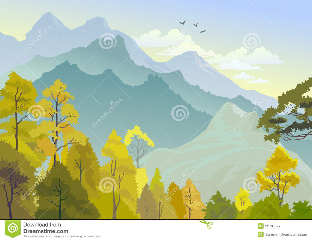 Himalayan Stock Illustrations.