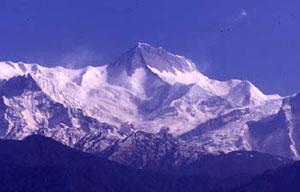 Himalayas clipart.