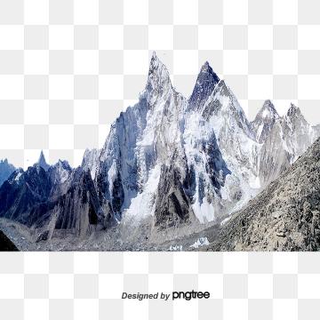 Himalayas PNG Images.