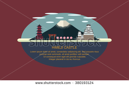 Japanese Castle Clipart (21+).