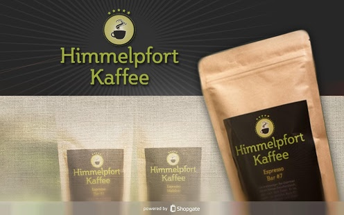 Himmelpfort Kaffee.