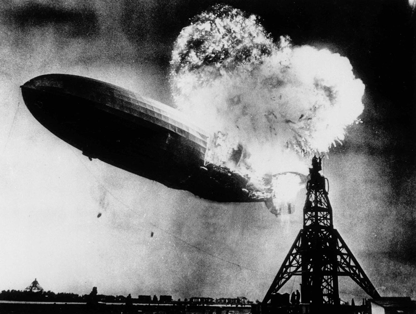 Hindenburg LZ.