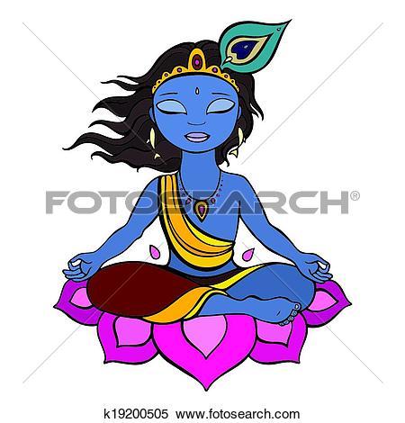 Hindu god Clipart Illustrations. 3,845 hindu god clip art vector.