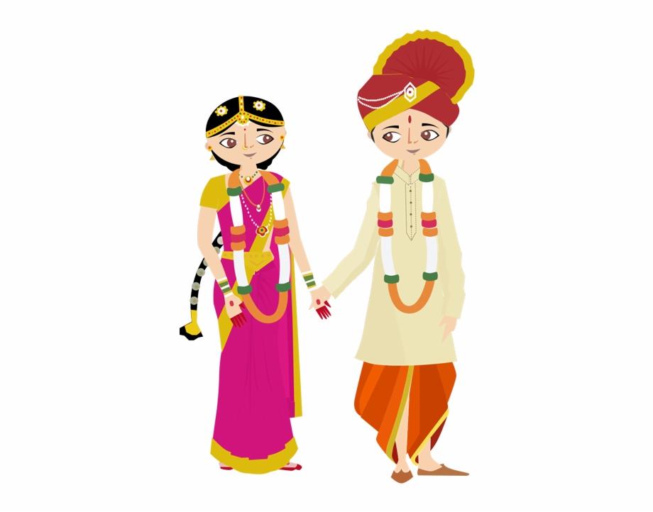 Hindu Marriage Png.