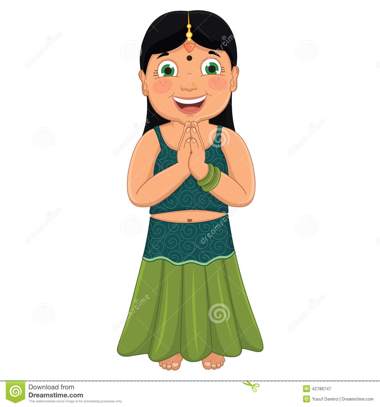 Showing post & media for Hindu girl cartoon.