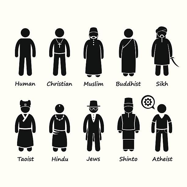 Job Religious Figure Clip Art, Vector Images & Illustrations.