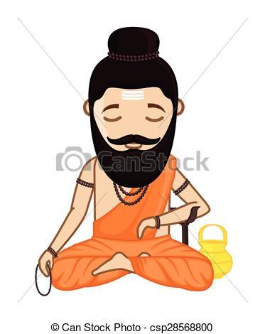 Hindu clipart.