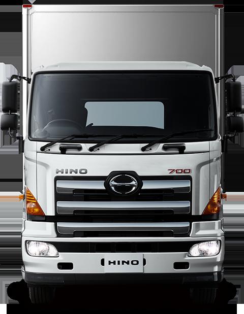 HINO700 series.
