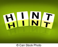 Hint Illustrations and Clip Art. 3,543 Hint royalty free.
