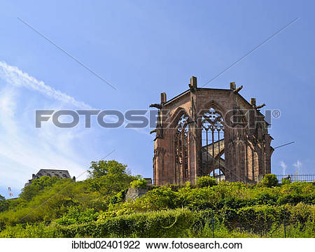"Stock Photo of ""Wernerkapelle chapel, also known as."