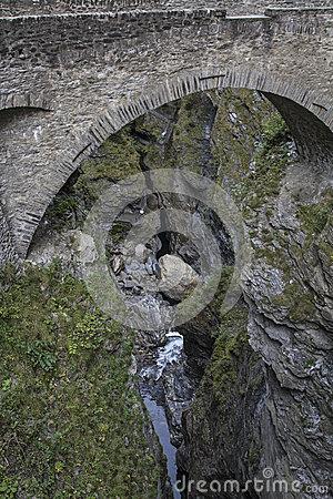 Viamala Bridge Stock Photos.