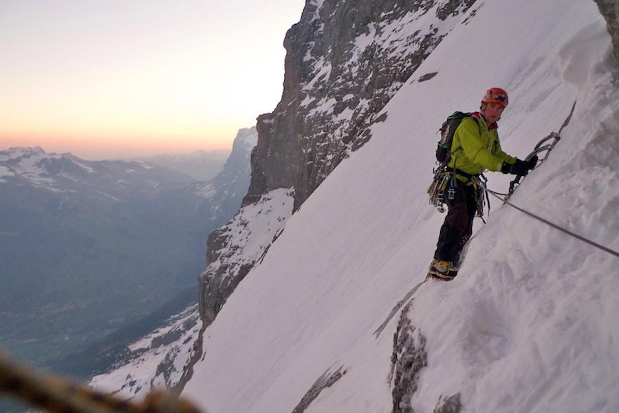 Eiger North Face // European Climbs — Alpine Exposures.