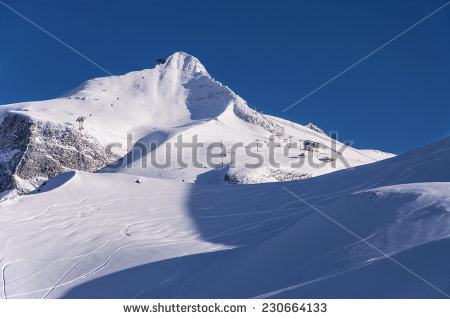 Hintertux Stock Photos, Royalty.