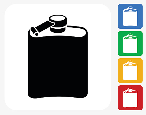 Hip flask clipart - Clipground