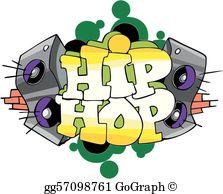 Hip Hop Clip Art.