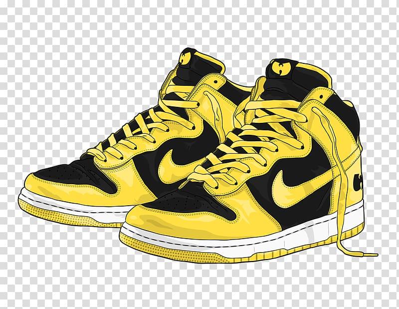 Pair of yellow.