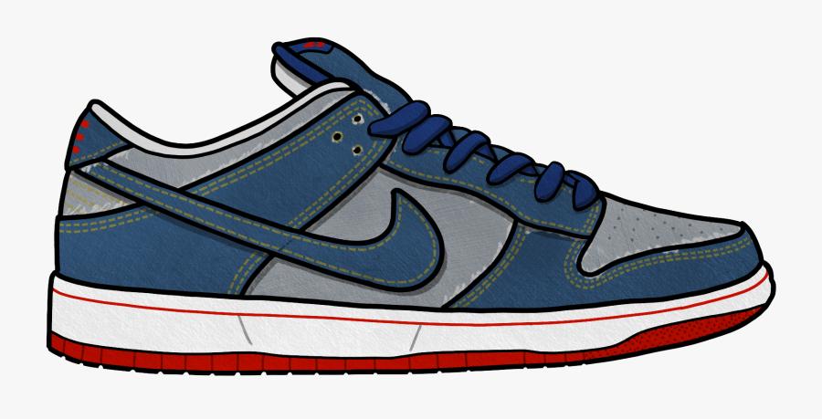 Transparent Nike Shoes Clipart.