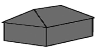 Gallery For > Roof Clipart of a Slope.