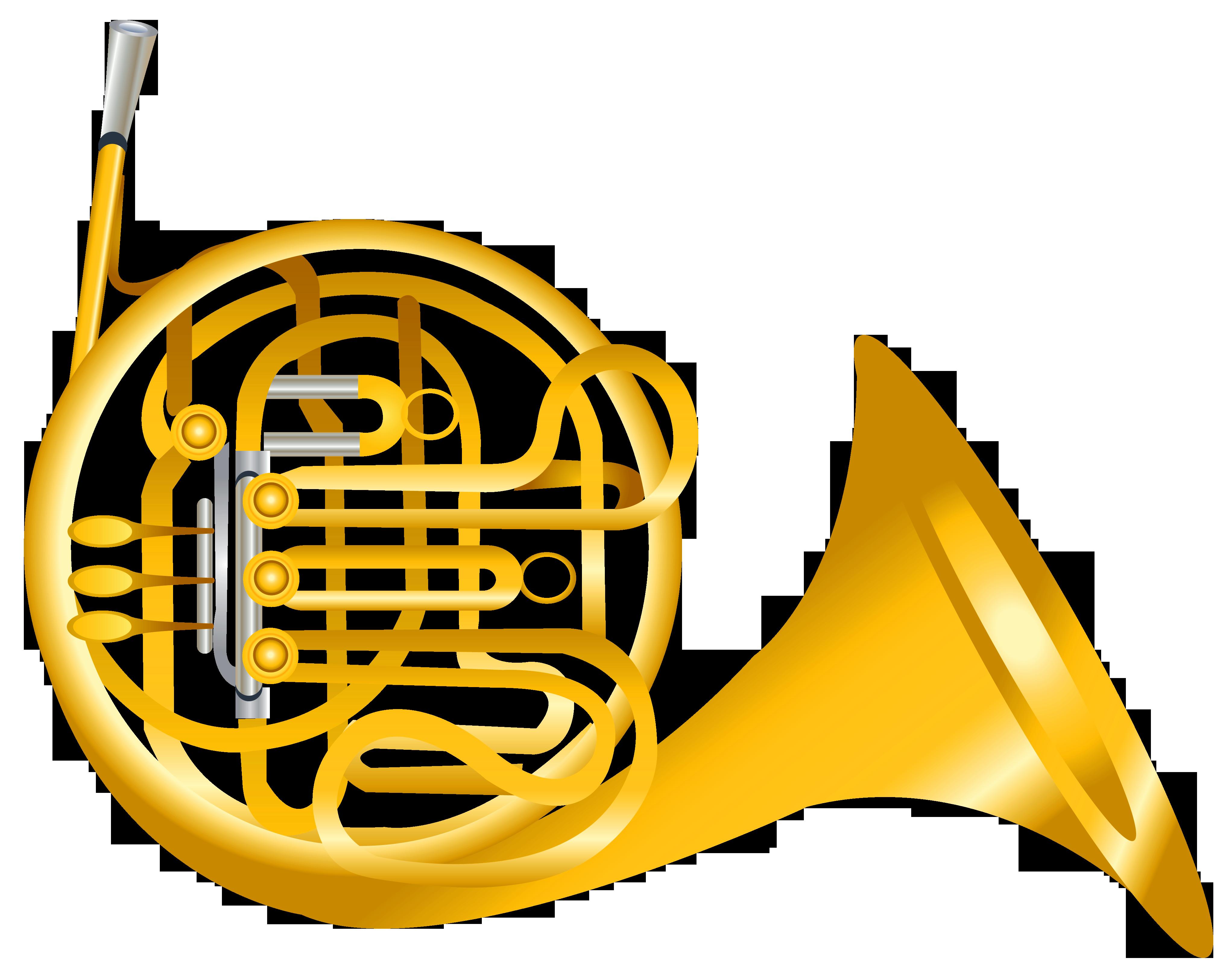 Horn Clipart.