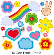 Hippie Stock Illustrations. 12,425 Hippie clip art images and.
