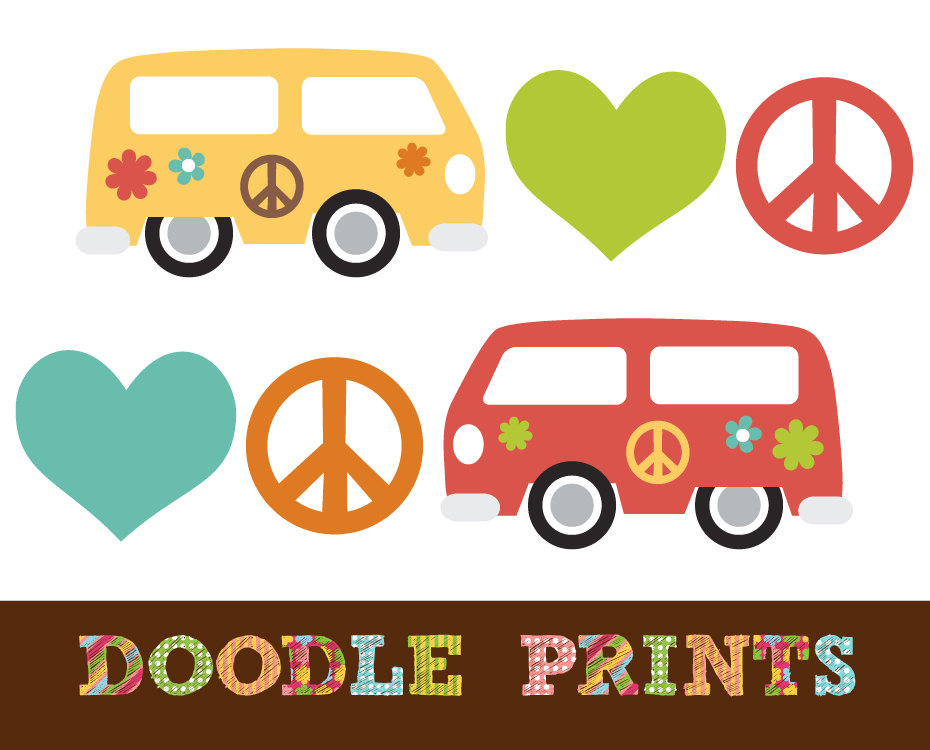Hippie Clipart & Hippie Clip Art Images.