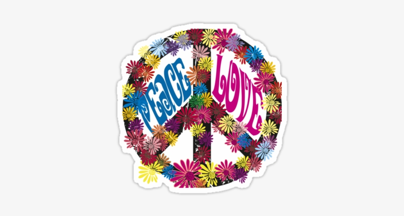 Hippies Clipart Peace And Love.