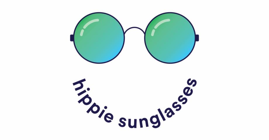 Sunglasses clipart hippie, Sunglasses hippie Transparent.