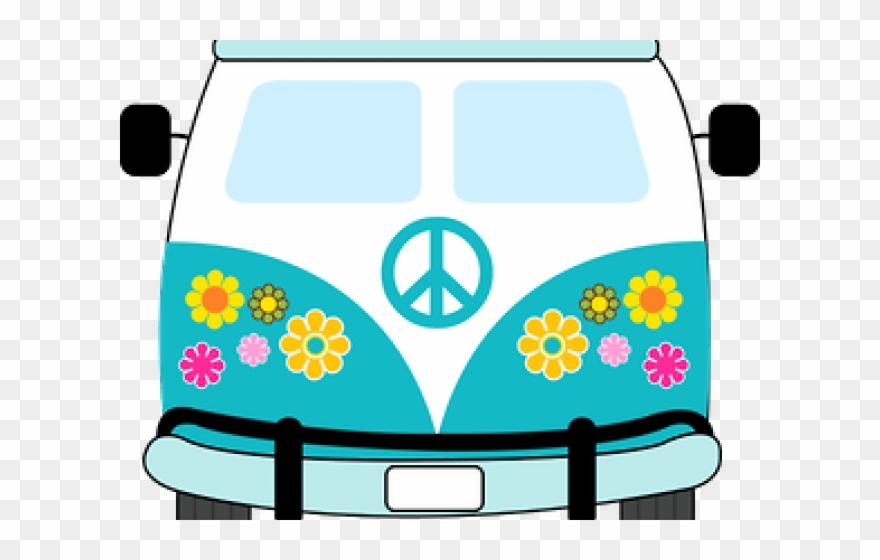 Hippie Clipart Volkswagen.