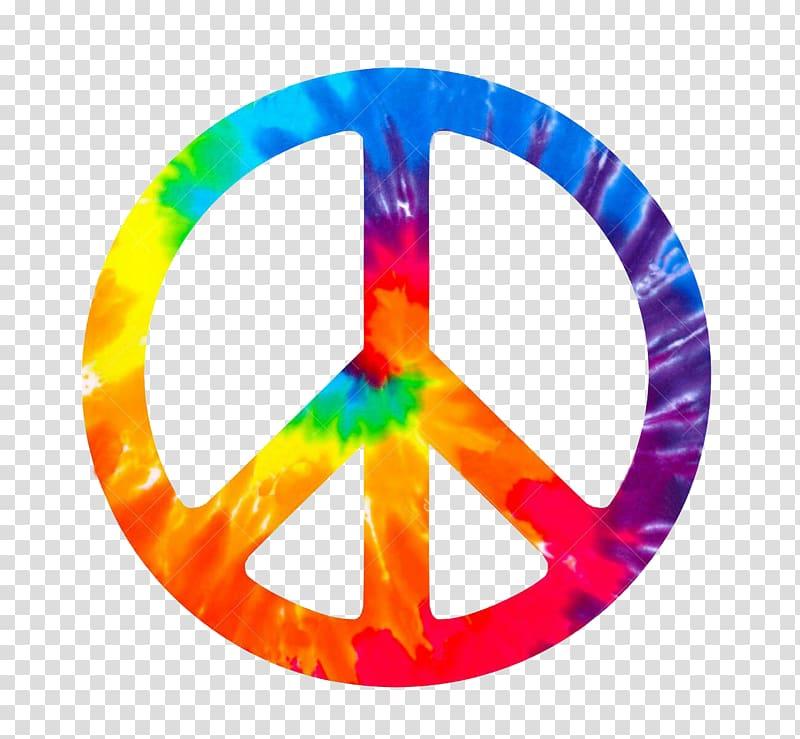 Peace symbols , hippy transparent background PNG clipart.
