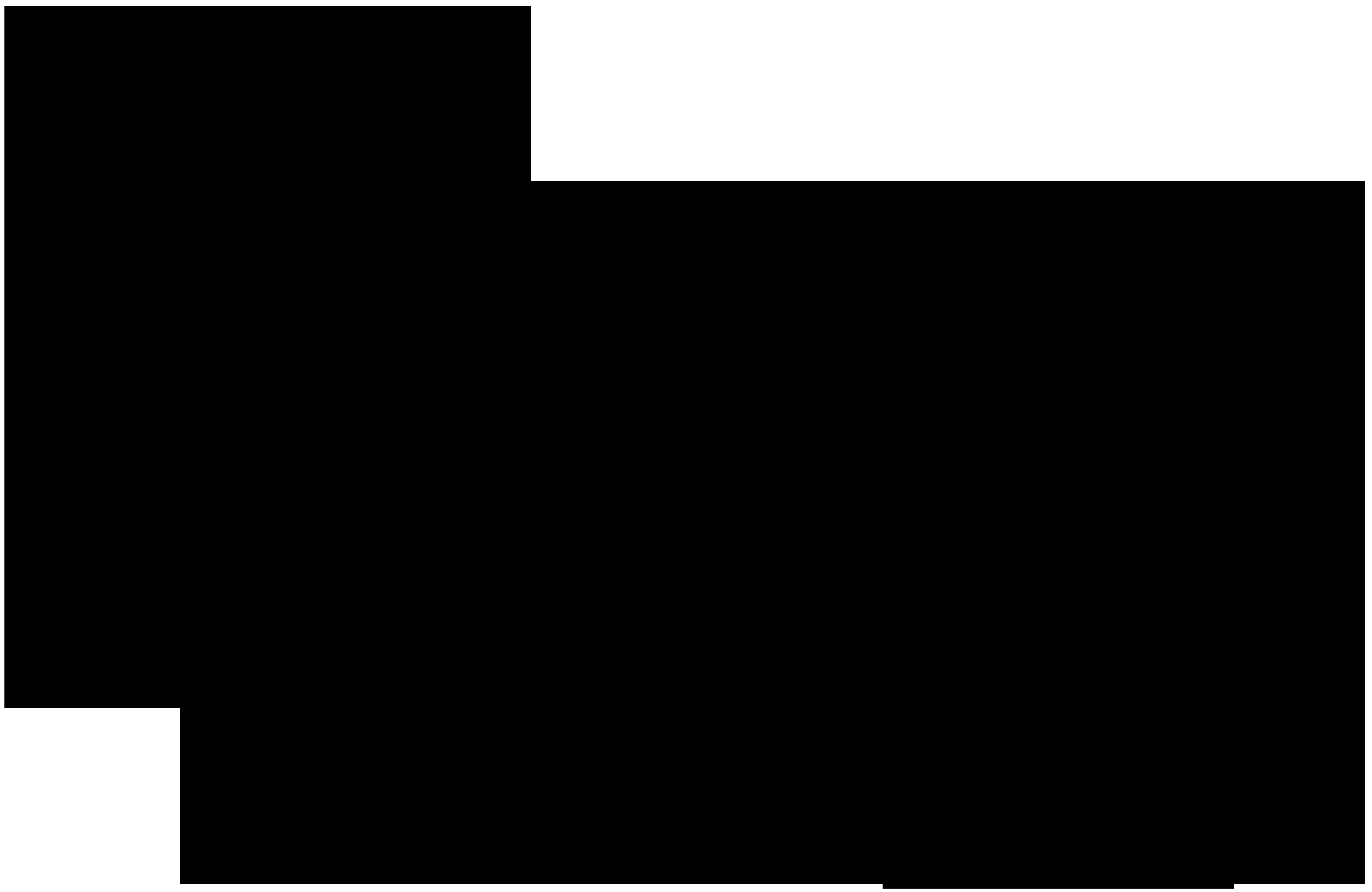 Hippopotamus Silhouette PNG Clip Art Image.