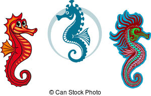 Hippocampus Vector Clip Art EPS Images. 361 Hippocampus clipart.