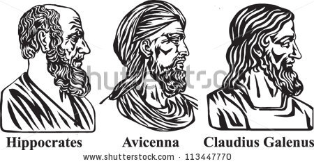 Hippocrates Stock Photos, Royalty.