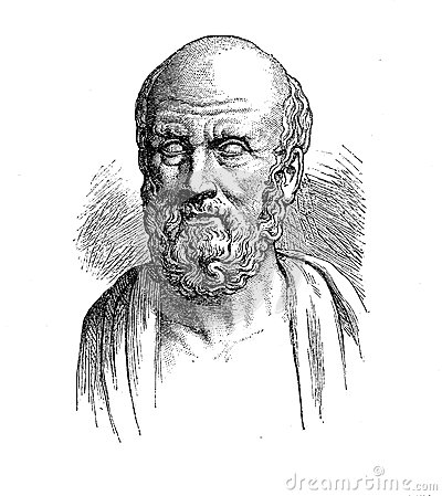 Hippocrates Stock Illustrations.