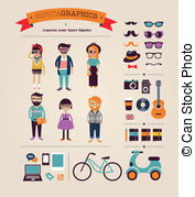 Hipster Stock Illustrations. 104,130 Hipster clip art images and.