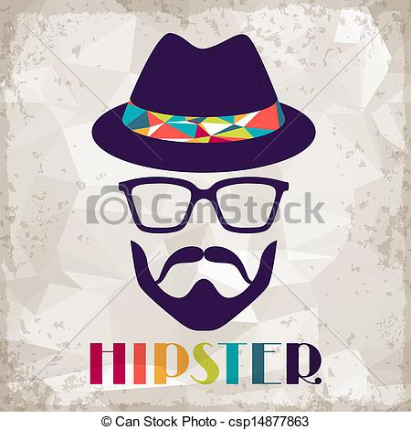 Hipster clipart #12
