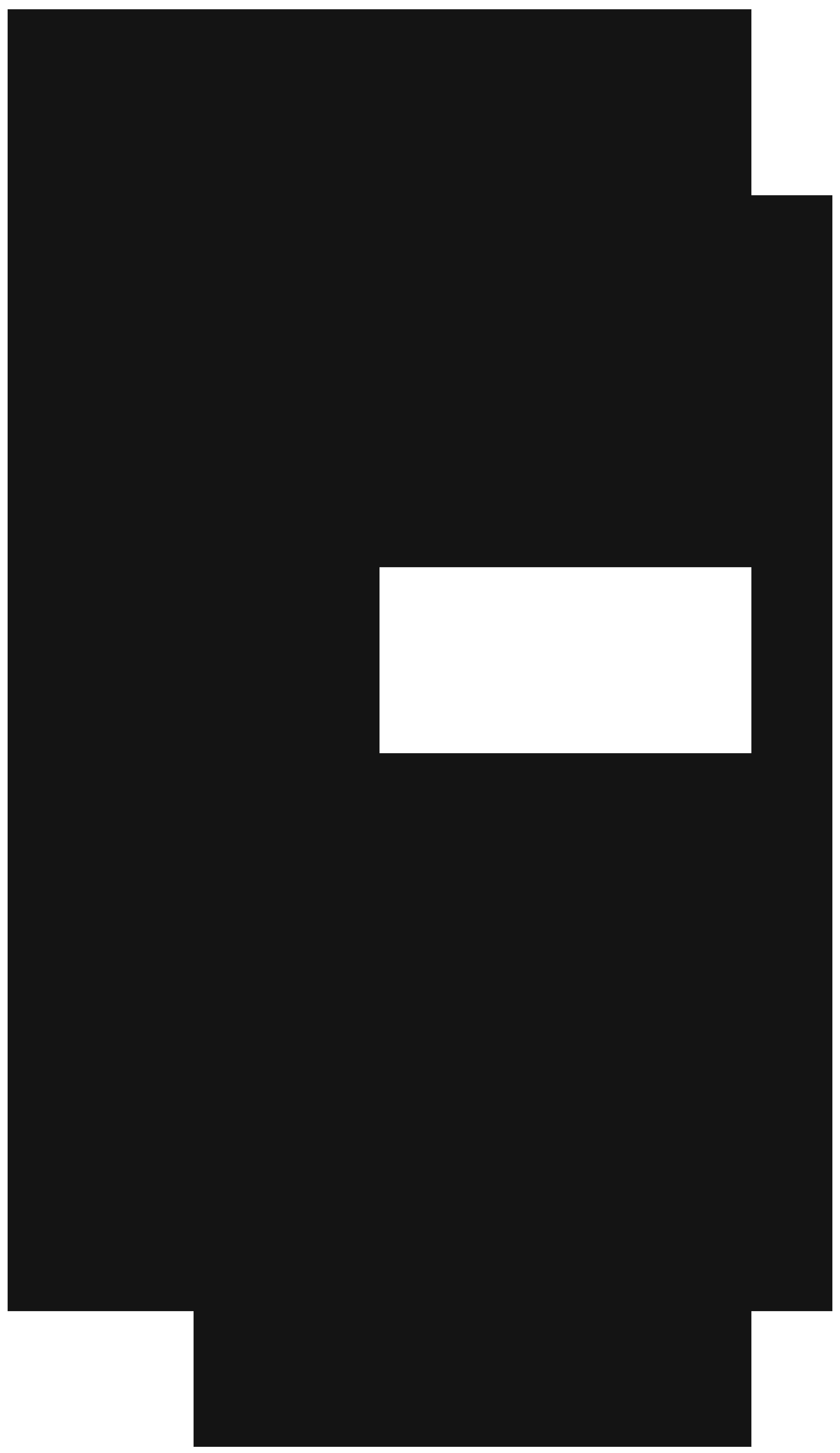 Hipster Hair Transparent Clip Art Image.
