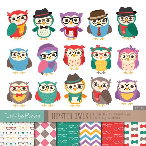 Owl Clipart Tumblr.