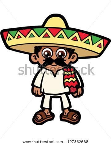 Mexican Man Stock Vectors, Images & Vector Art.