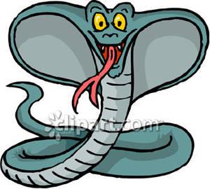Hissing Cobra.