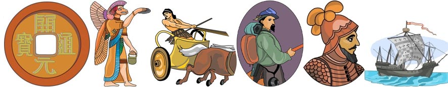 History Illustrations, Pictures, Clipart and Photographs.