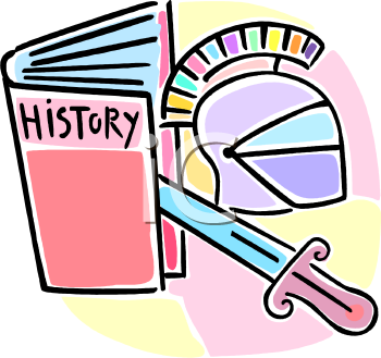 The history of the clipart #17