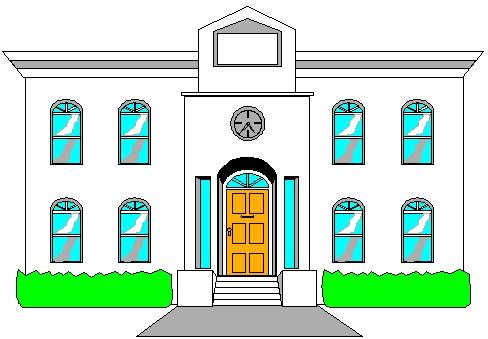 Museum building clipart.